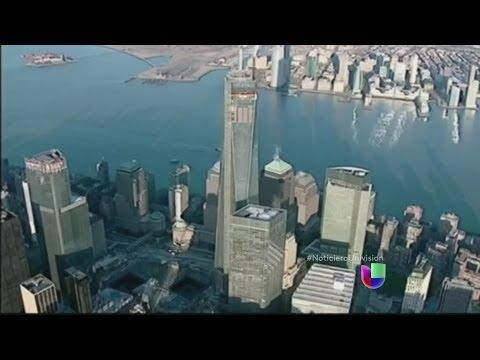 Saltaron en paracaídas desde el edificio 'One World Trade Center' y terminaron presos