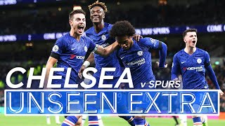 Willian Double Earns Chelsea Win At Tottenham! 🔥| Tottenham 0-2 Chelsea | Unseen Extra