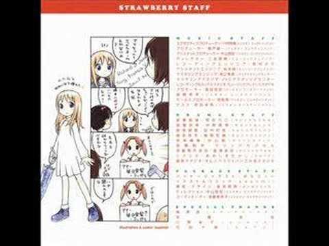 Ichigo Mashimaro - Ana's Song (Full)
