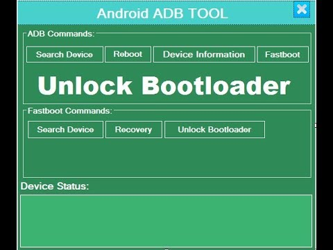 Download How to unlock bootloader with fastboot commands ADB Programming Tutorial 7