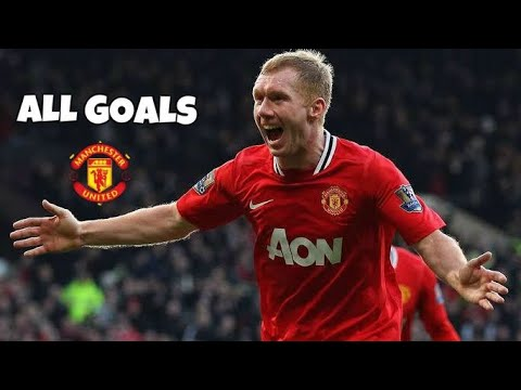 Download Paul Scholes All 155 Goals For Manchester United 1993-2013