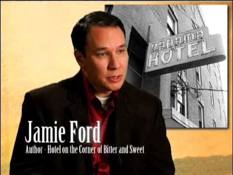 Superb Hotel On The Corner Of Bitter And Sweet By Jamie Ford Paperback Video  Trailer For Paperback   YouTube