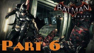 STAGG AIRSHIPS ! | Batman Arkham Knight part 6