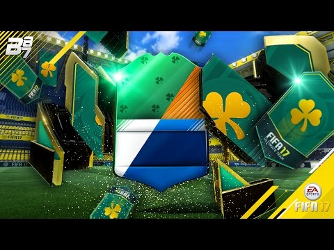 ELECTRUM PACK OPENING FOR THE GREEN TEAM! | FIFA 17