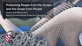 Protecting People from the Ocean, and the Ocean from People || Radcliffe Institute