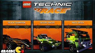 LEGO Technic Race - Lego Racing Games