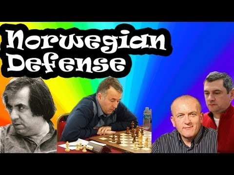 Chess Openings: Ruy Lopez - Norwegian Def.