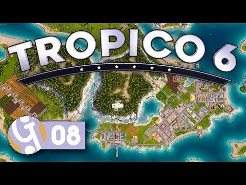 🌴 The Efficiency Paradox | Let's Play Tropico 6 Sandbox Ep. 08