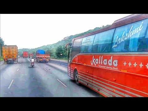 KALLADA VOLVO B9R and SRS SCANIA extreme cruise!!!!