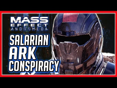 Mass Effect ANDROMEDA: Salarian Ark Conspiracy (Both Outcomes) - Truth and Trespass
