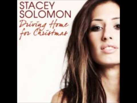 Stacey Solomon Driving Home for Christmas