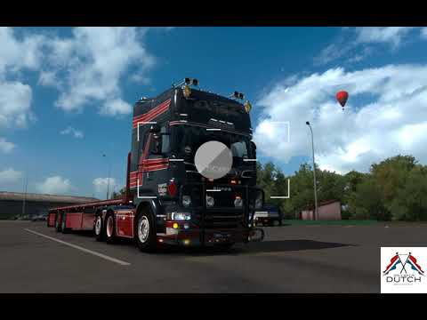 Euro Truck Simulator 2 Beyond The Baltic Sea UPDATE! |