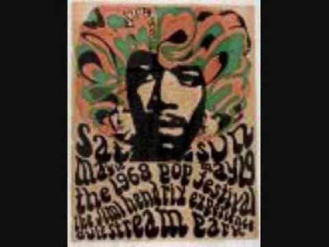 Jimi Hendrix ; Power Of Soul : Cover ......