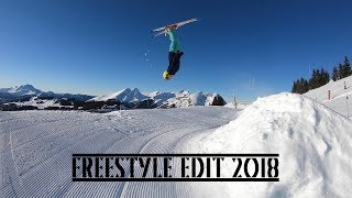 SUSSC Freestyle Edit 2018