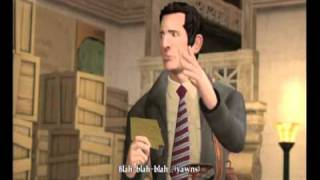 Night at the Museum: Battle of the Smithsonian Movie Game Walkthrough Part 1 (Wii)