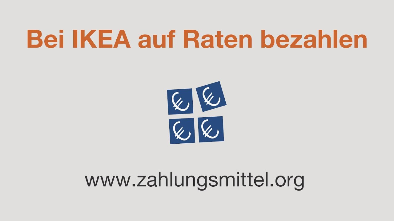 Ikano Bank Ikea Paycard Ratenzahlung Bei Ikea Zahlungsmittel Org
