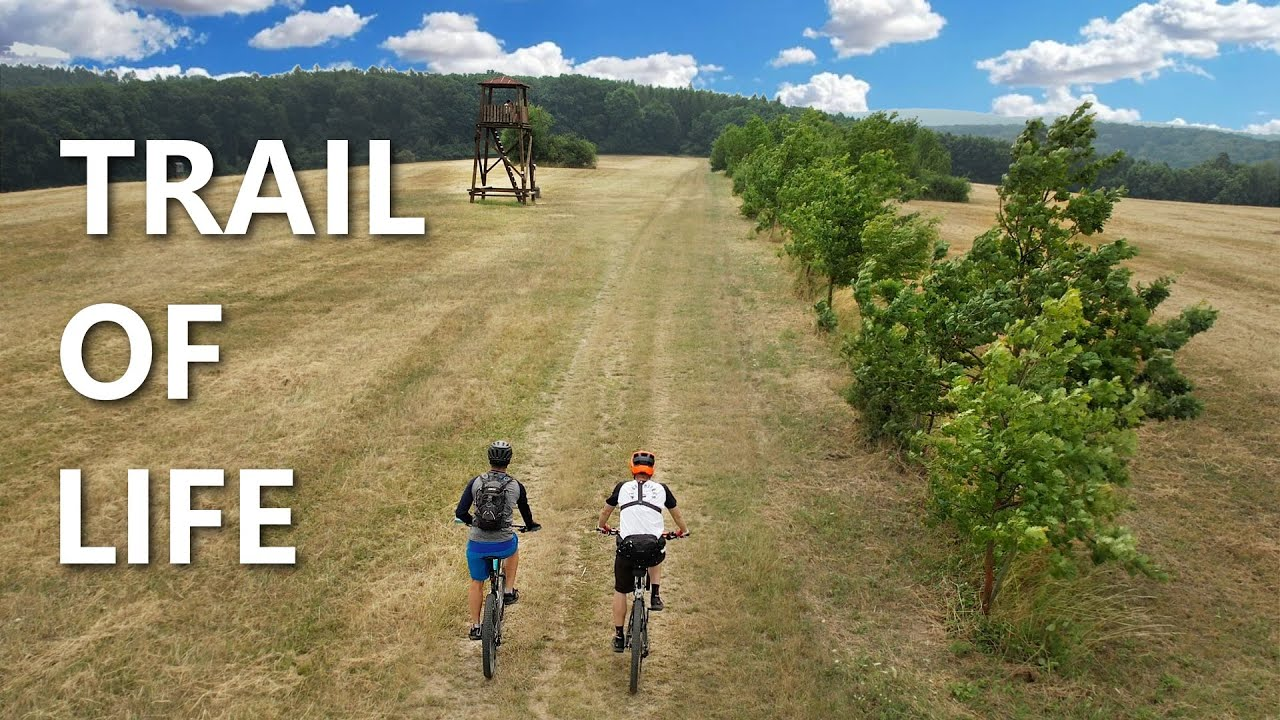 TRAIL OF LIFE: Opomíjený bikerský poklad na jihu Moravy