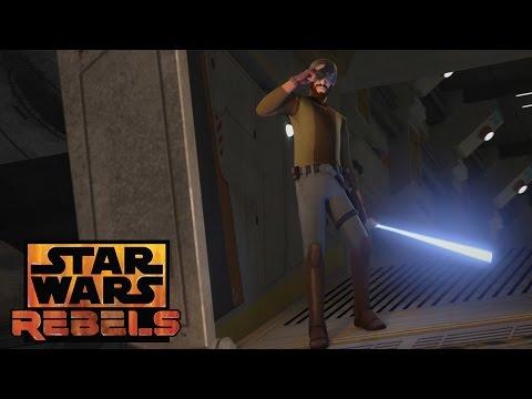 Syndulla's escape | Star Wars Rebels | Disney XD