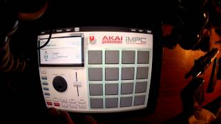 World Music Hip Hop Sampling on AKAI iMPC for iPad - free to use