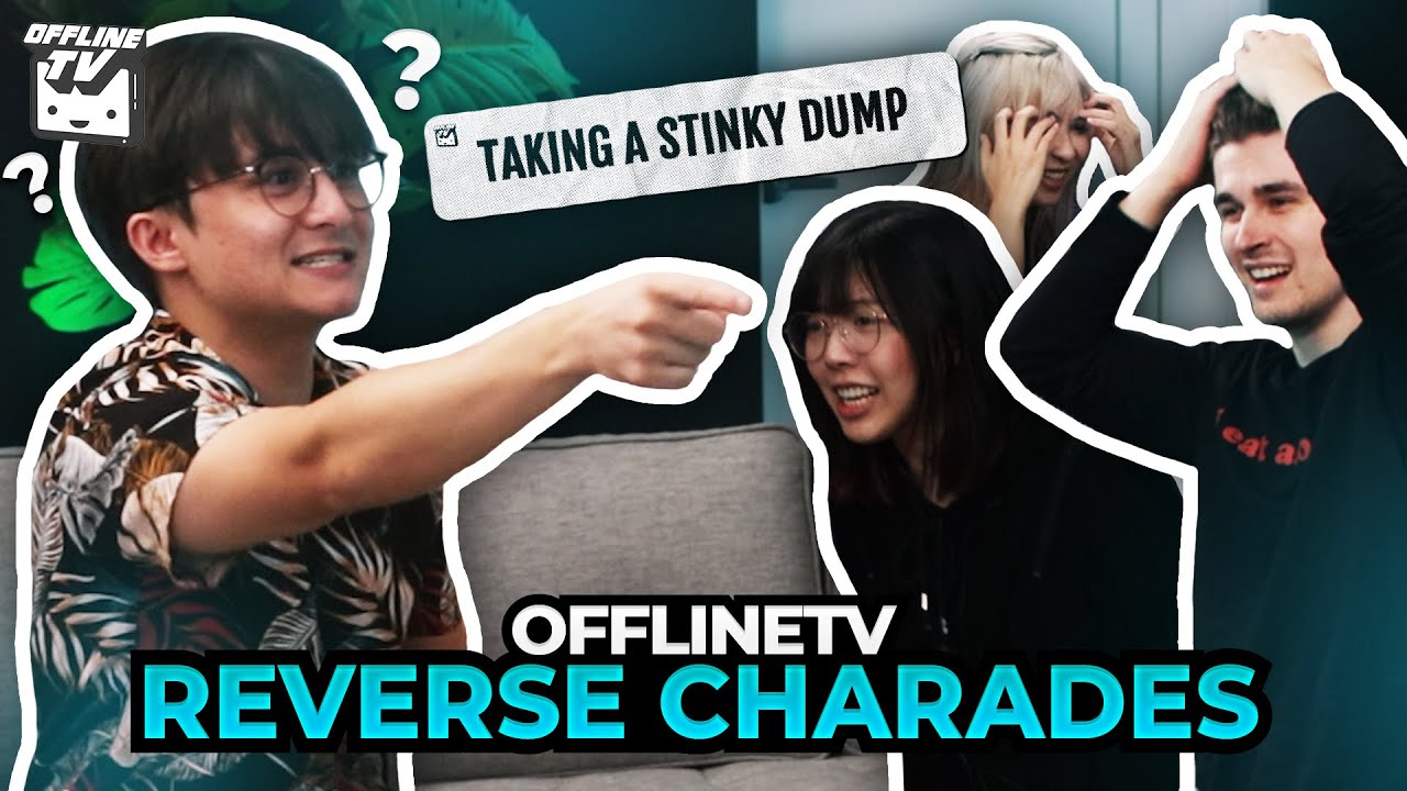 Download OFFLINETV PLAYS REVERSE CHARADES ft. Ludwig