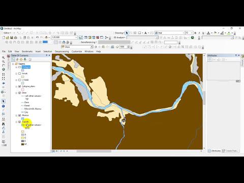 Toprak haritası nasıl yapılır?