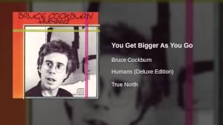 Bruce Cockburn - You Get Bigger As You Go