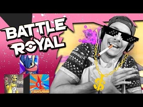 ABGEKARTETES SPIEL! Pokémon [SuMo] Sonne und Mond Live Wifi Battle Royal (FFA) #4