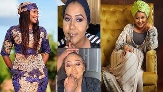 Yadda Gidan kwalliyar Binta's touch suka tsantsarawa Hadiza Gabon da Fati Washa kwalliyar ban mamaki
