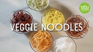 Veggie Noodles | Food Trends | Whole Foods Market