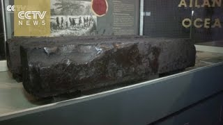 Slave ship artifacts from South Africa found