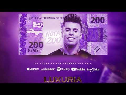 Luxúria – Nota de 200