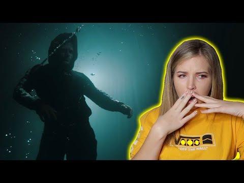 Kontra K - Hoch   MUSIC VIDEO REACTION