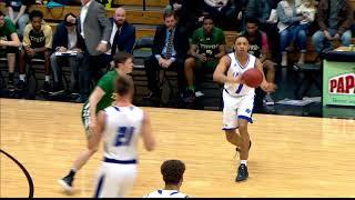 2017-18 GVS Men's Basketball - Highlights vs. Tiffin (Feb. 17)