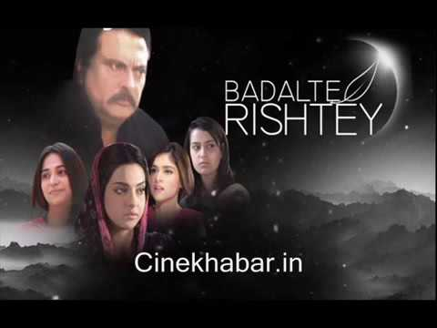 Badalte Rishtey Serial Title Song OST   Cinekhabar   YouTube(taimoor Shaikh)