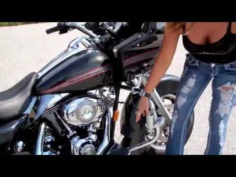 2008 fltr road glide harley-davidson for sale brandon tampa - youtube