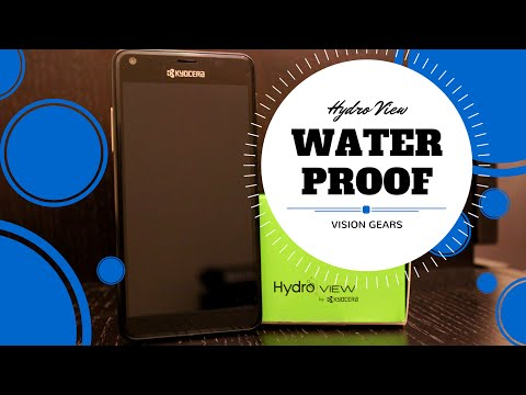 Kyocera Hydro View Video Clips Phonearena
