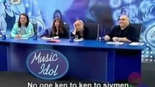 BULGARIAN MUSIC IDOL-KEN LEE(without you mariah carey)