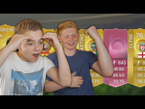 OPENING PACKS WITH KEVIN DE BRUYNE