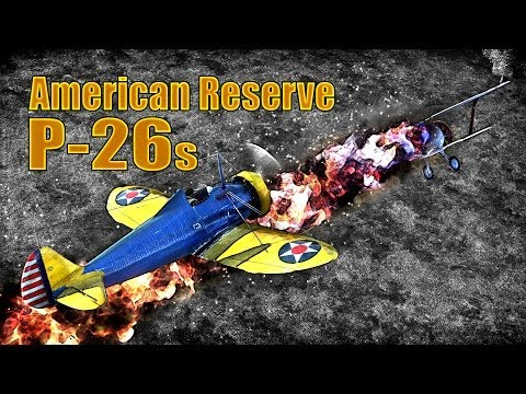 War Thunder: American Reserve Review, P-26 Peashooters
