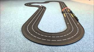 New Generation slot car racing - Part 8; changing lanes at will