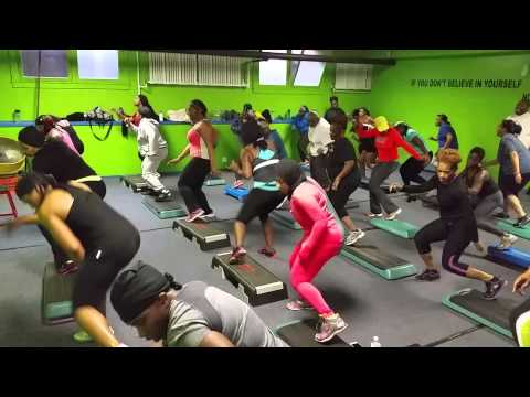 Hip Hop Spin Class with KTX | Doovi