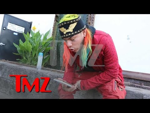 Tekashi 6ix9ine Appears to Order Hit on Chief Keef's Cousin in Shocking New Video