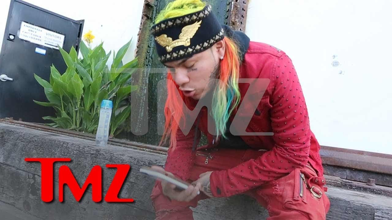 Download Tekashi 6ix9ine Appears to Order Hit on Chief Keef's Cousin in Shocking New Video | TMZ