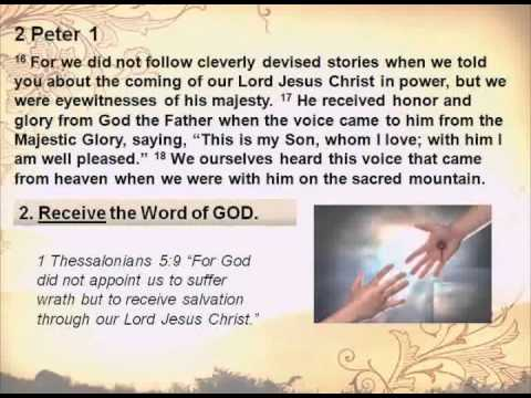 Christian Nurture:  The Word of GOD