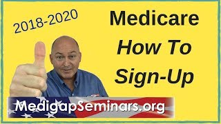 ✅ How & Wнen To Sign Up for Medicare 2021