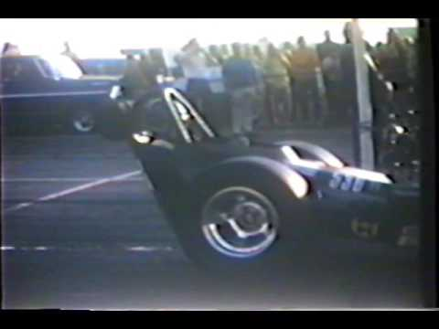 September 1970 Wichita International Raceway  KLEO Radio Top Fuel event