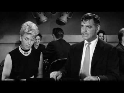 TEACHER'S PET [1958 MOVIE CLIP]