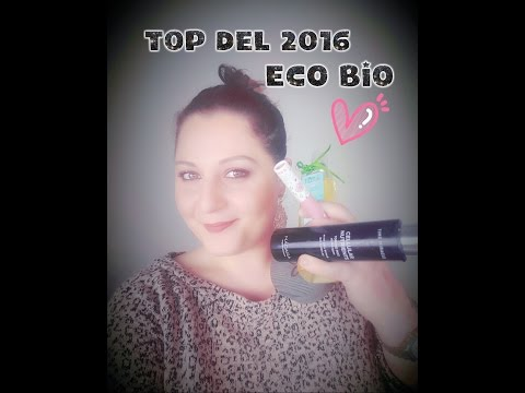 TOP DEL 2016 ECO BIO:Makeup,Skincare,Hair & Body Care || Giulia Cova