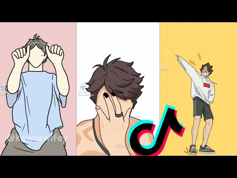 Haikyuu dance animation 🔥 | Part 1 |
