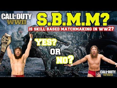 cod advanced warfare skill based matchmaking